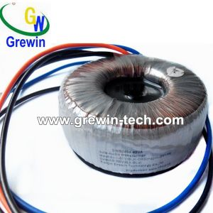 Silicon Steel Toroidal Transformer for Home Appliance pictures & photos