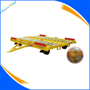 Xc (D) 016 Aviation Container Dolly for Airport pictures & photos