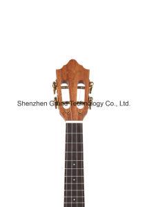 "26"" Tenor Standard Style Koa Solid Wood Ukulele (UT-700SR) pictures & photos"