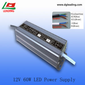 High Power Factor LED Power Supply for LED Tube T8/T9/T10