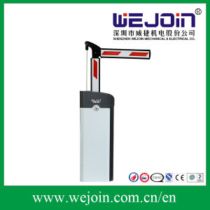 New-Designed Traffic Barrier with 90 Degree Folding Boom and Reflectable Rubber pictures & photos