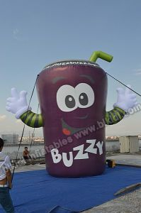 Inflatable Bottle, Advertising Cold Air Balloon for Alse (K2040) pictures & photos