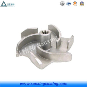 OEM Stainless Steel Iron Aluminum Investment Casting Sand Casting of Gear pictures & photos