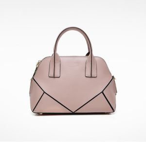 Women Fashion Hand Bag Nude Color Shell Bag pictures & photos