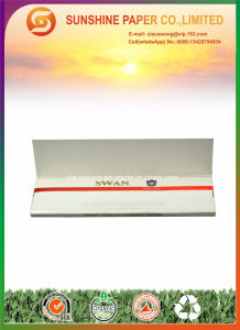 Superking Size Smoking Rolling Paper with 20GSM White Paper pictures & photos