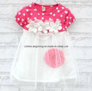 Summer dress design images of cotton