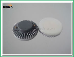 8W Aluminum LED Lamp Gx53 for Under Cabinet Light