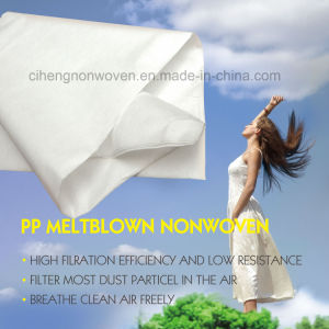 20GSM F7-F8 PP Meltblown Nonwovens Air Filter Media pictures & photos