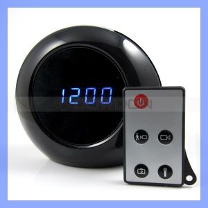 Multi-Function Clock Camera with Remote Control pictures & photos