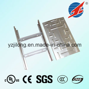 Galvanized Steel Ladder Cable Tray with UL, CE, pictures & photos