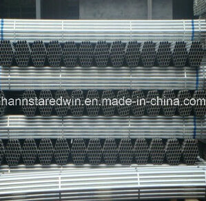 Galvanized Steel Pipe/Steel Tube Use on Building and Industry pictures & photos