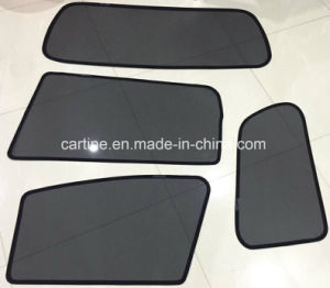 Magnetic OEM Car Sun Shade pictures & photos