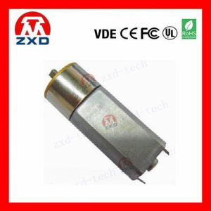 16mm DC Gear Motor for Electric Toothbrush, 6V