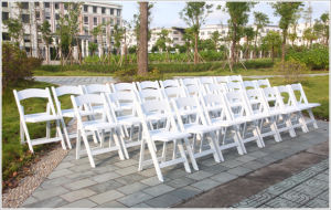 Wedding Resin Chair (A-001-G) pictures & photos