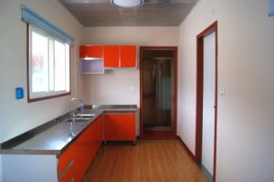 Convenient and Comfortable Movable Container House (KXD-CH556) pictures & photos
