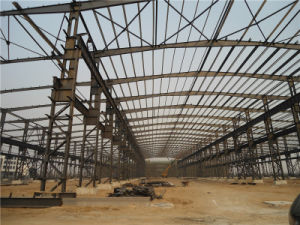 H Section Steel Beam and H Beam for Warehouse (ZY120) pictures & photos