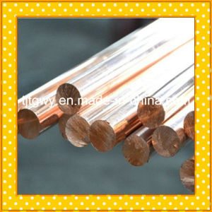 Copper Brazing Rod, Copper Threaded Rod pictures & photos