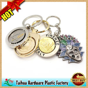 Customized All Kinds Metal Key Chain 2013 (TH-mkc102) pictures & photos