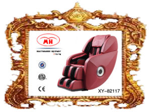 3D Luxury Zero Gravity Massage Chair Xy-82117