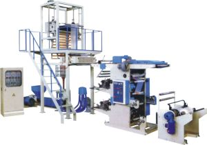 Automatic Plastic Film-Blowing and Offset Press Line (FM/RY) pictures & photos