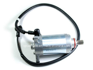 Ybr125 Starter Motor for Motorcycle Parts with High Quality pictures & photos