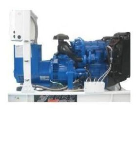 136kVA CE Perkins Diesel Generator Set with Marathon Alternator (HP136)