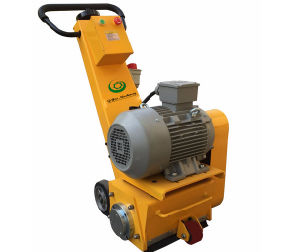 Construction Equipment Working Width 250mm Concrete Surface Scarifying Machine Gye-250e pictures & photos
