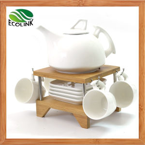 Ceramic Bamboo Drink Set pictures & photos