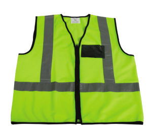 Safety Vest with Reflective Tape pictures & photos