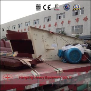 Mobile Vibrating Screen for Stone Crushing Plant pictures & photos