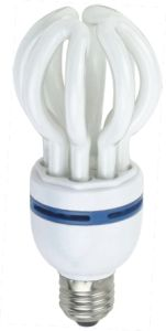 4u 85W Lotus Shape Energy Saving Bulb/Light