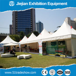 10 -100 People Modular Pagoda Tent for Exhition Event Party pictures & photos