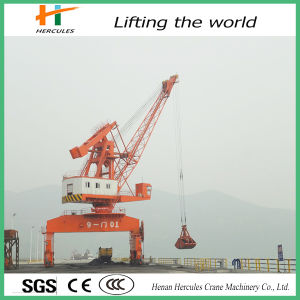 40 Ton Mobile Four Link Portal Crane for Port Side pictures & photos