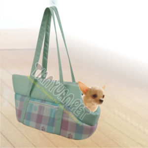Colorful OEM Logo Luxury Pet Carrier Bag From China Supplier (YF73008) pictures & photos