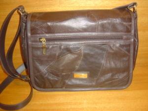 Patchwork Leather Women′s Handbag (DS260514)
