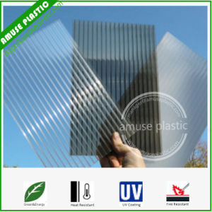 Bayer Building Plastic Twin-Wall Polycarbonate (PC) Hollow Roof Cover Sheet pictures & photos