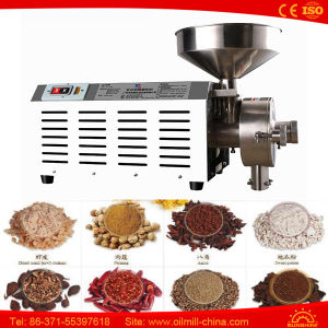 Herb Grinder Rice Coffee Millet Green Red Bean Grinding Machine pictures & photos