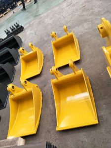 Backhoe Excavator Attachment of Excavator Spade Bucket pictures & photos