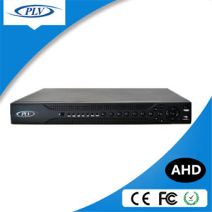 25/30fbs Video Recorder 720p 4CH Hybrid Ahd DVR
