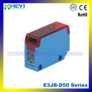 Diffuse Type (E3JB-D50 Series) Photo Sensor with CE pictures & photos