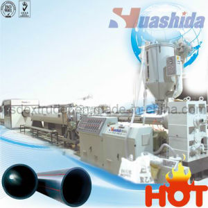 Wholesale HDPE Pipe Extrusion Line Plastic Machine pictures & photos
