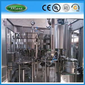 Csd Monoblock 2 in 1 Filling Machine pictures & photos