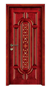 Wood Door (HT-SA-6)