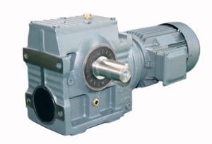 Helical Worm Gear Reducer (same size with SEW S type)
