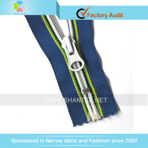 No. 5 Nylon Zipper Close End Fancy Tape pictures & photos