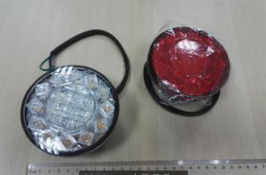 Tail/Stop/Turn Signal Reflector Lamp Lt-120 pictures & photos