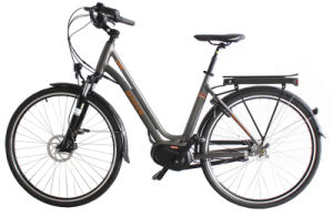 Newest Uptated 250W MID Driven Motor Electric Bike (XE4) pictures & photos