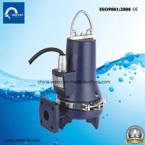 Wqas Series Sewage Water Pump with High Capacity pictures & photos