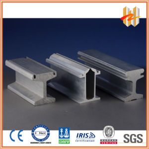 Aluminium Profiles for Subway Conductor Rail (ZW-TP-008)