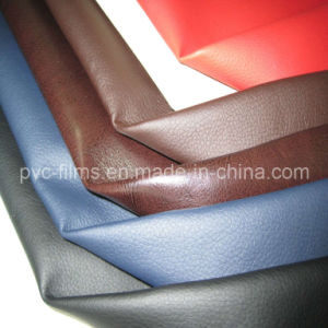 PVC Artificial Leather/ Faux Leather / PVC Leather pictures & photos